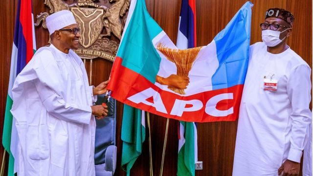 Edo 2020: APC Accused of Wooing Voters with Wrappers