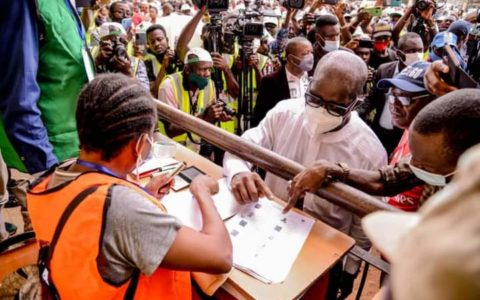 US lauds INEC, Security Agencies on Conduct of Edo Poll