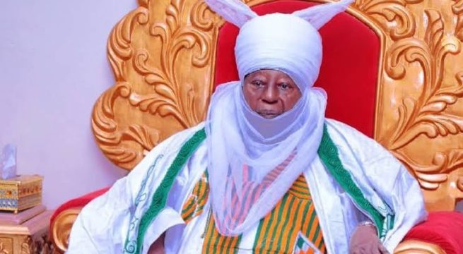 The 18th Fulani Emir of Zazzau