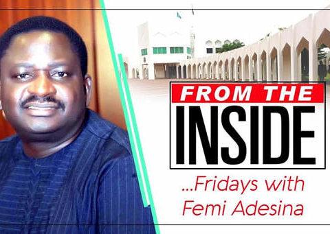 Opinion: YES, Nigeria is Collapsing Forward - Femi Adesina