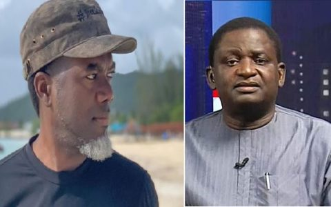 The Facts Speak for themselves: You do not have to Speak for them - Reno Omokri to Femi Adesina