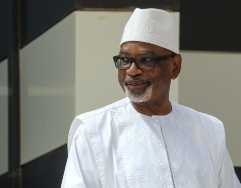 Ousted President of Mali Flown Abroad for Medical Attention