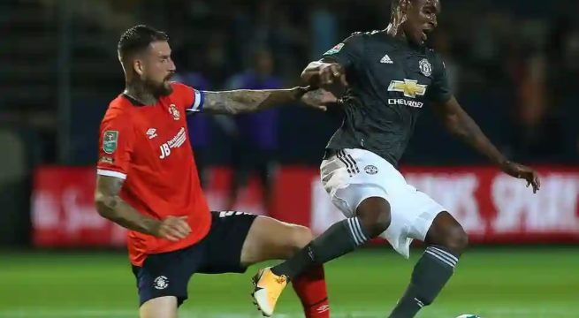 Ighalo Fires Blank as Manchester United Beat Luton Town