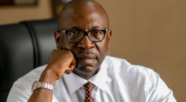 I'm Not Being Pressured to Concede Defeat – Ize Iyamu