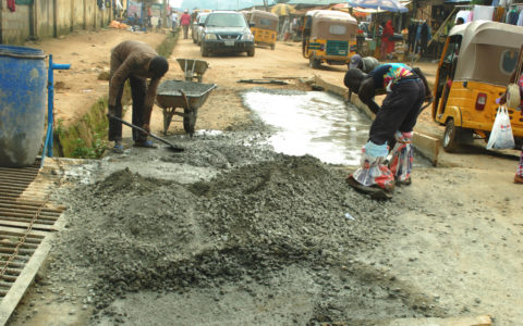 Women in Abuja Community Take on Repair of Abandoned Road, Pledge Readiness to Partner With Government