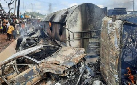Kogi Govt Mourns Victims of Tanker Explosion