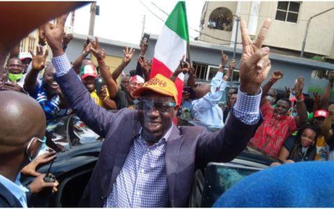 Breaking: Obaseki Declared Winner of Edo State Governorship Election