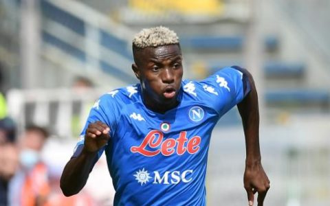 Coach of Napoli, Gennaro Gattuso has commended Super Eagles forward Victor Osimhen for his performance against Genoa on Sunday despite failing to register a goal on the scoresheet.