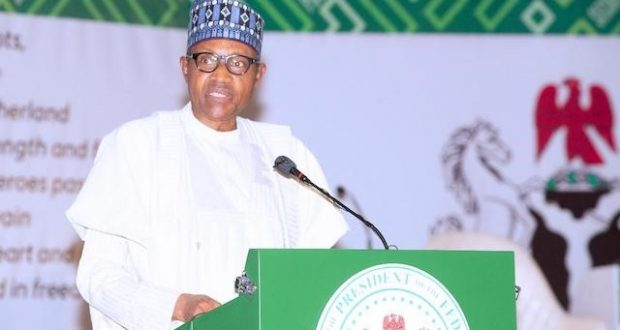 Nigeria, Most Prosperous Black Nation in the World - President Buhari