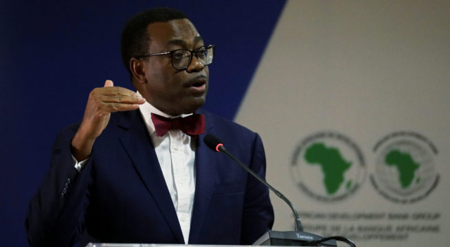 Inauguration Speech by Dr Akinwumi Adesina on His Election for a Second 5-Year Tenure