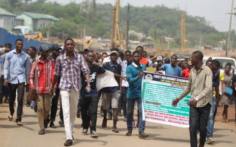 Petrol Price Increment: We Either Confront Government on the Street Now or Be Consumed – TASUED Students' Union