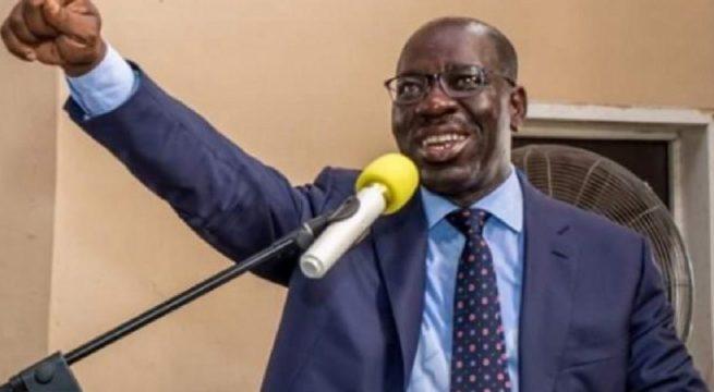 I Have no Interest in Becoming Political godfather of Edo Politics - Obaseki