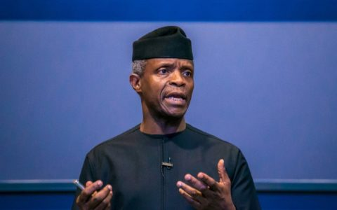 Subsidy not Sustainable with 60% Revenue Reduction, says Osinbajo