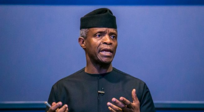 Osinbajo Advocates Accessible, Affordable Distribution of COVID-19 Vaccine