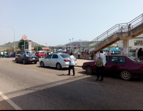 Motorists Whine as Petrol Scarcity Rocks Abuja (Photos)