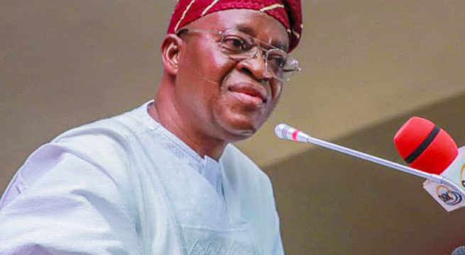 Oyetola declares 24-hour curfew in Osun