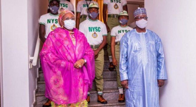 Nigerian Youths Equipped to Thrive - Aisha Buhari
