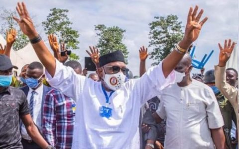 Ondo 2020: Akeredolu Wins Governorship Election