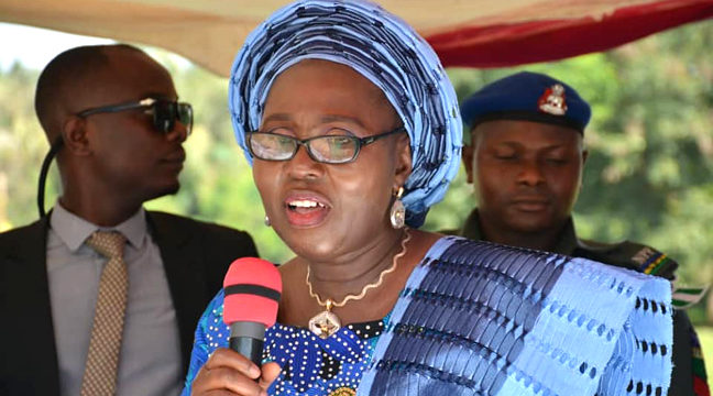 Ondo 2020: I was not Injured at Polling Centre - Betty Akeredolu