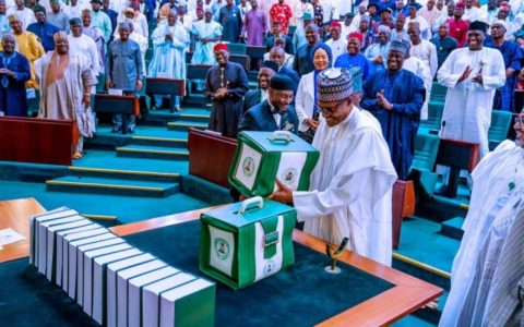 BREAKING: Buhari to Present 2021 Budget on Thursday