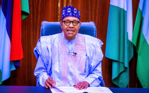 President Muhammadu Buhari addressed the nation on Monday amid the persistent nationwide peaceful demonstration against brutality and highhandedness of operatives of the disbanded Special Anti-Robbery Squad of the Nigeria Police Force.