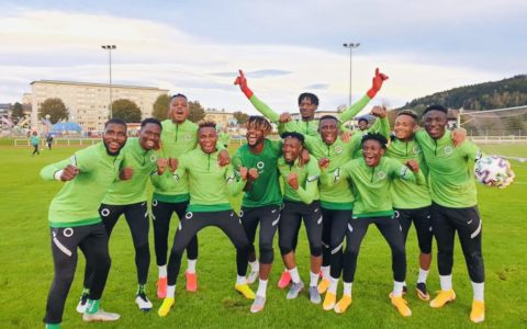 Super Eagles' Camp Bolstered by Musa, Onuachu Arrival Ahead of Friendlies