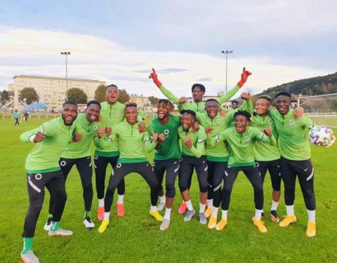 Super Eagles' Camp Bolstered by Musa, Onuachu Arrival Ahead of Friendlies
