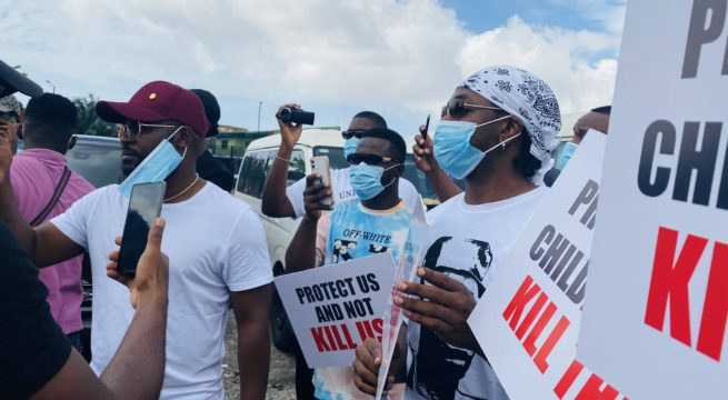 #EndSARS: SERAP Asks Commonwealth to Sanction Nigeria Over Attack on Protesters