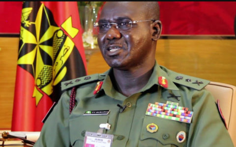 #EndSARS: Buratai, GOCs meet over protest