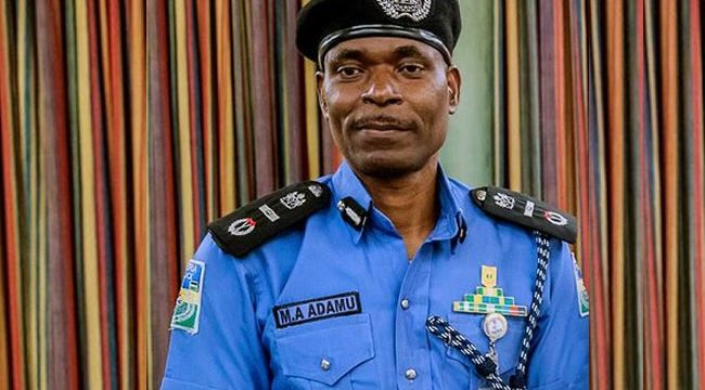 Breaking: IGP Disbands SARS Nationwide