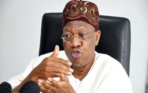 Nigeria sitting on a Keg of Gun Powder - Lai Mohammed