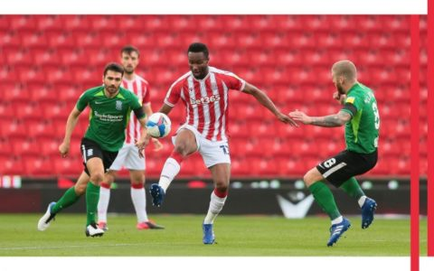 Nigerian international, John Mikel Obi has expressed optimism that his current side, Stoke City will secure promotion to the English top flight.