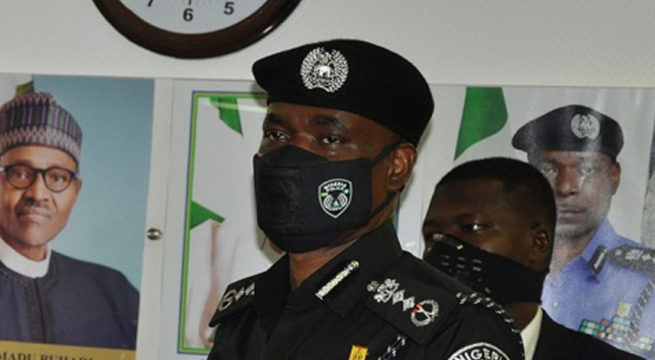 IGP tells Policemen to Protect themselves against Attacks