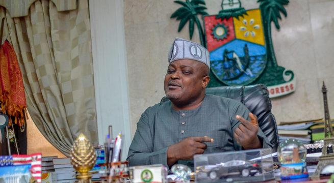 Breaking: EFCC Grills Lagos Speaker Over Fraud Allegations