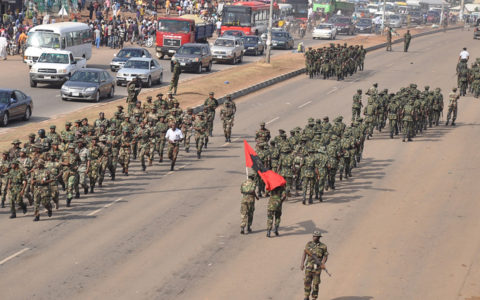 Military Launches Operation Crocodile Smile to Combat Cyber Warfare as Protest Intensifies