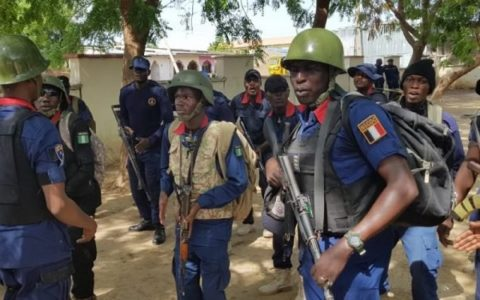 DSS Operative Shot Dead by NSCDC Official in Osun State