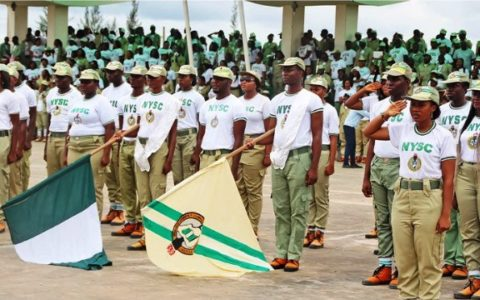 Breaking: FG Reopens NYSC Orientation Camp