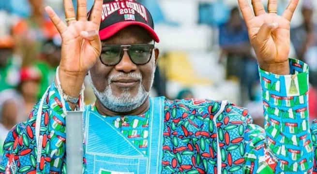 Ondo Election: Governor AKeredolu Leads After INEC Declared Results From 12 Local Governments