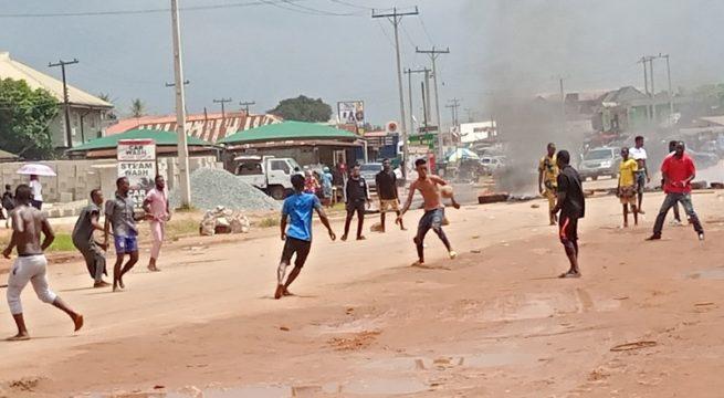 #EndSARS: Hoodlums Free Inmates in Benin