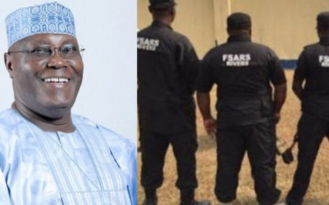 Review SARS Now – Atiku Condemns 'Cruel Actions' of SARS Against People