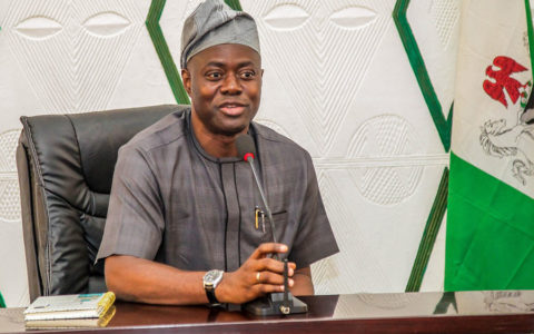 Fayose Should Look Far Away From Oyo State in Search of his Enemies - Makinde