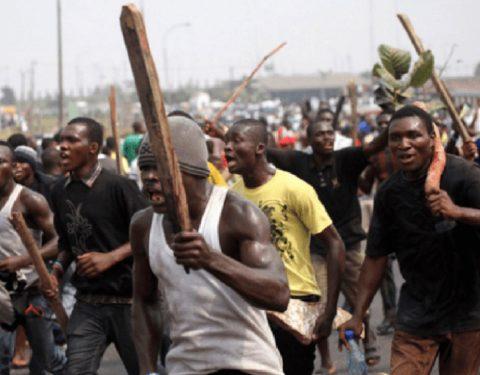 Violence Erupts in Abakaliki