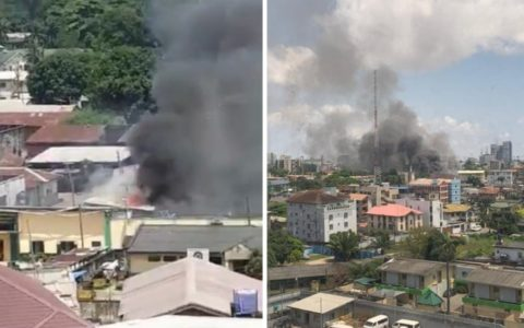 No Jailbreak in Ikoyi Prisons, fire contained - Officials
