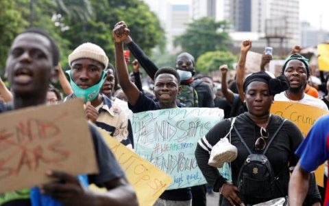 #EndSARS: Presidential Panel Approves Protesters' Demands