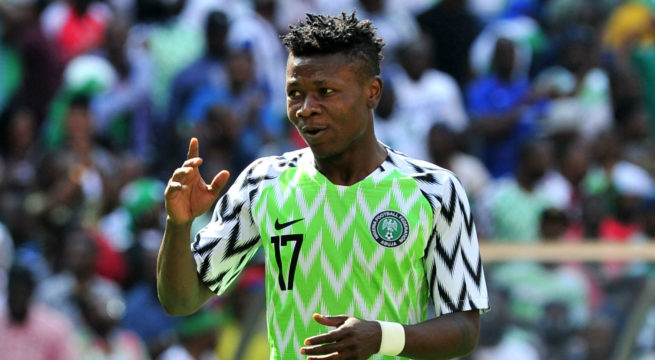 I Am in My Best Shape - Super Eagles' Forward