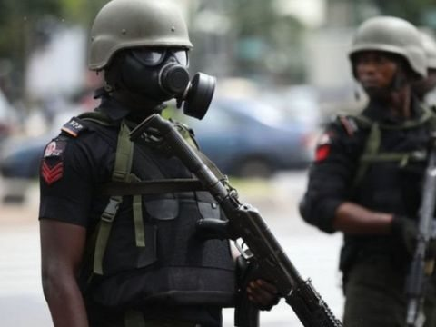 Nigeria Police Force Warns Against Protests in Lagos