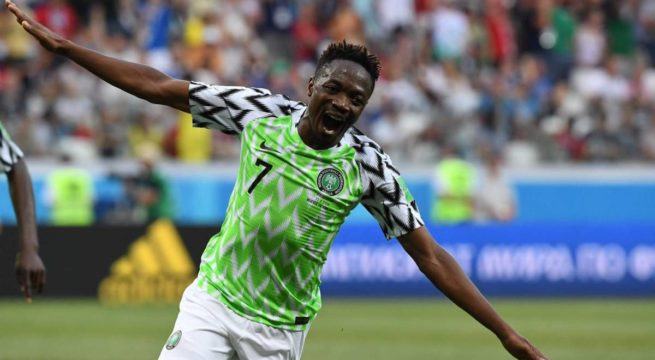 Ahmed Musa Denies Sheffield Wednesday Links