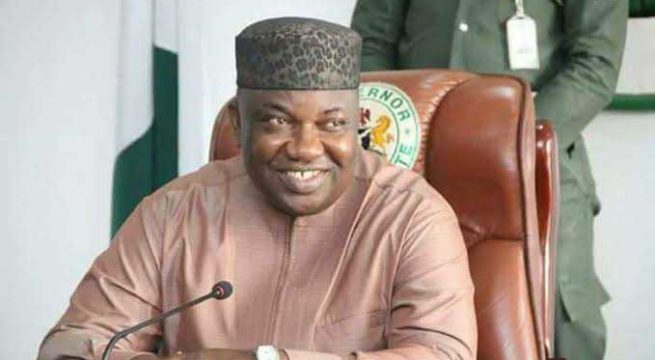 #EndSARS Protests: Gov. Ugwuanyi Appeals to Police Officers to Return to Duty Posts