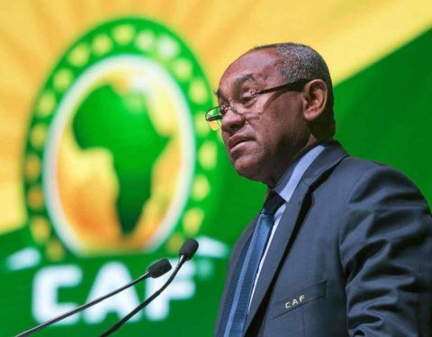 CAF President Ahmad To Appeal FIFA's Ban