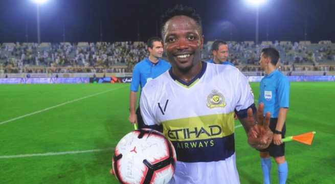 Super Eagles Captain, Ahmed Musa Linked with West Ham, Newcastle